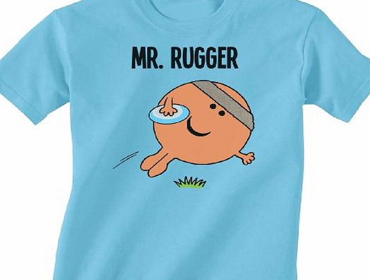 jonny cotton Mr Ruggerchildrens hobbies/sports boys perfect Rugby gift t shirt [Apparel]